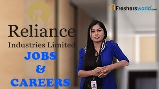 RELIANCE INDUSTRIES LIMITED–Recruitment Notification 2017 ,Career,Oppurtunities,Campus placements