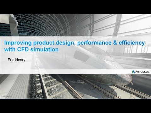 Improving product design and performance with CFD simulation