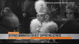Amanda Seyfried Nominated For Best Supporting Actress In \