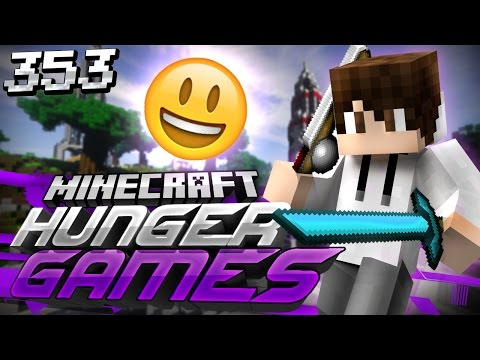 Minecraft Hunger Games: Game 353 - MAKING SOMEONE'S DAY!