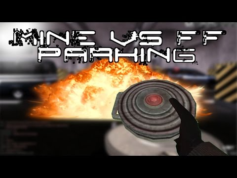 Red Crucible Firestorm - 300 + Mines Vs Parking on Frankfurt