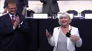 Benefis 50-lecia pracy dziennikarskiej Elżbiety Królikowskiej-Avis