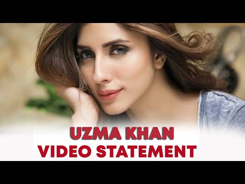 Uzma Khan and Huma Khan Video Statement