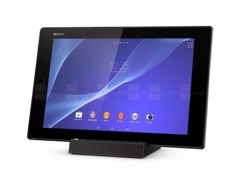 SONY Xperia Tablet Z2 2014 Harga, Spesifikasi, Gambar Terbaru 2015