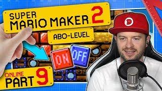 SUPER MARIO MAKER 2 ONLINE 👷 #9: Kreatives Backtrack Airship und heftige Monty Höhlen
