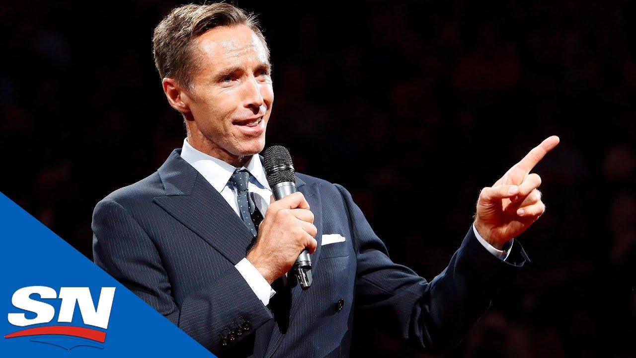 Profiling Steve Nash The Greatest Canadian To Play In The NBA | Basketball Central @Home