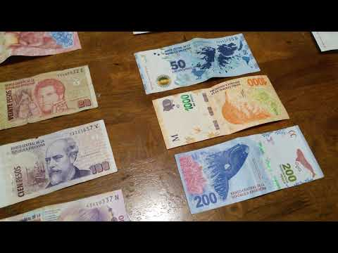 #currency Special Part 91: Argentinian Peso / Ft. Leandro Nicolas