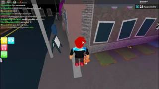 Im playing assassin game on roblox