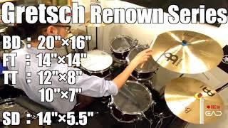 【Ikebe channel】GRETSCH Renown【#DS渋谷試奏動画】