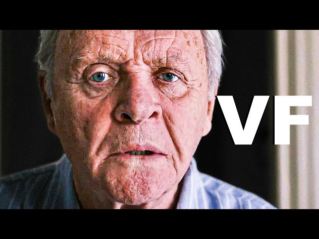 THE FATHER Bande Annonce VF (2021)