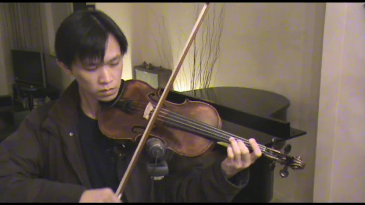 Shugo Chara Ikuto Violin Solo With Ending Youtube