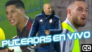 INSULTOS CAPTADOS EN VIVO (Fútbol Argentino) - Subtitulado