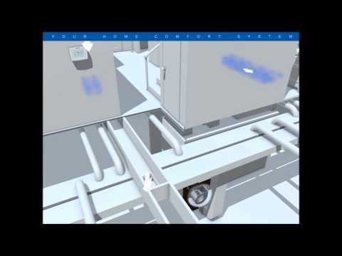 Lennox HVAC - Home Comfort System Demo