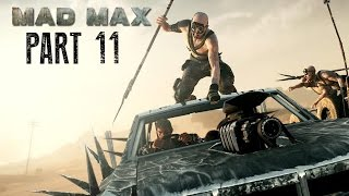 Mad Max Walkthrough Part 11 - PINK EYE - Mad Max 60fps Gameplay