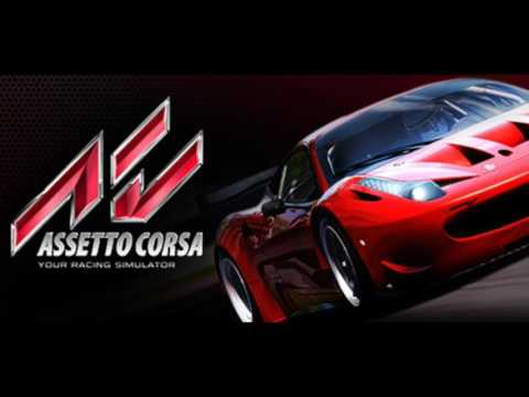 Assetto Corsa Intro/Theme Song Full(Ignite Violet - Unto Ashes[Off Vocal/Instrumental ver.])