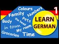 Learn German for beginners | Lesson 1