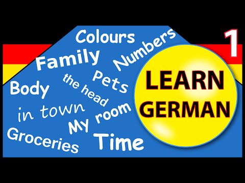 Learn German For Beginners   Lesson 1