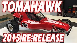 Vintage R/C : 2015 Kyosho Re-Release - Tomahawk - Part 1