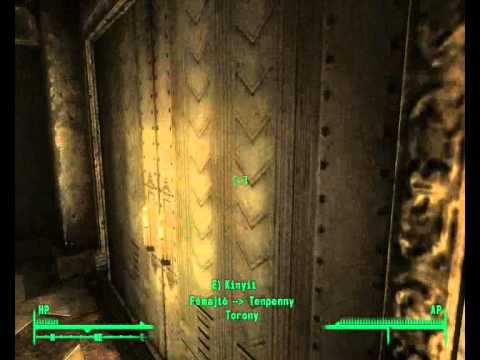 Fallout 3 get tenpenny tower room without blast Megaton & Fallout 3 get tenpenny tower room without blast Megaton - YouTube