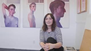 Studio Visit: Hayley Quentin (Fine Arts)