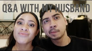 AND THAT'S HOW WE MET!  -  Q&A WITH MY HUSBAND