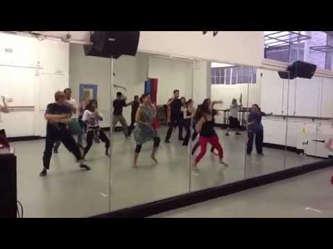 'Chaar Shanivaar' Beginner/General Dance Class | All Is Well | Abhishek Bachchan, Rishi Kapoor