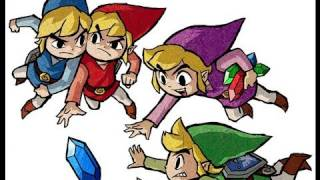 Zelda: Four Swords Anniversary Edition - Trailer