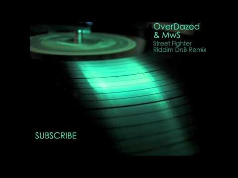D Double E - Street Fighter Riddim (OverDazed & MwS DnB Remix)