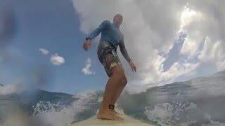 NZ surfing Серфинг в Новой Зеландии, уроки