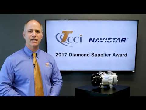 2017 Diamond Supplier Award- Video Message from T/CCI President