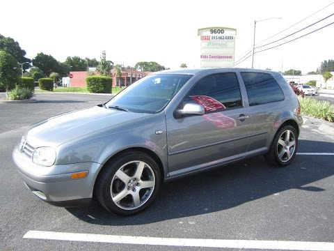 SOLD 2003 Volkswagen GTI VR6 Meticulous Motors Inc Florida For Sale