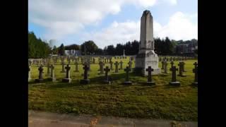 Liège Cimetière des Robermont Pelouse des Alliés