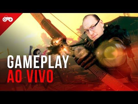 Vamos enfrentar zumbis cibernéticos em Metal Gear Survive no nosso gameplay AO VIVO
