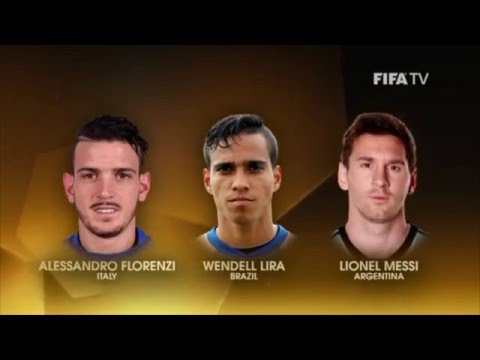 Pallone d'oro - Classifica miglior Gol Puscas 2015