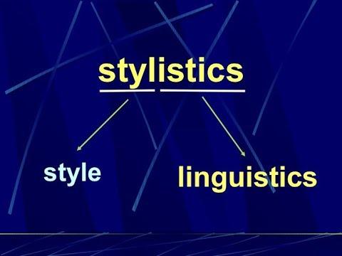 What is stylistics? online education | Harun Or Rashid | Paradigm Change