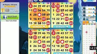 Bingo Blitz - New York - 4 Bad Bingos