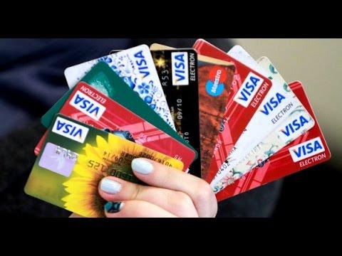 Как легально заработать на банковских картах?