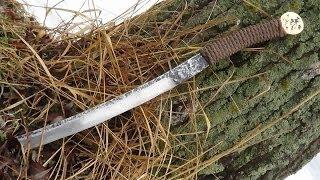 Два Баланса рубящего клинка. Ножи: - меч - батыйя - копис - куябрик -финка.
