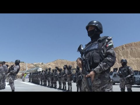 Special Forces from 25 Countries Attend Warrior Competition in Jordan