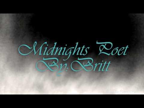 Midnights Poet (freestlye) Britt