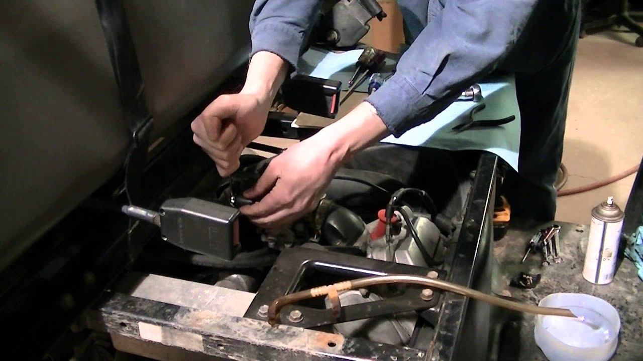 hight resolution of polaris ranger 500 problems carb clean part 2