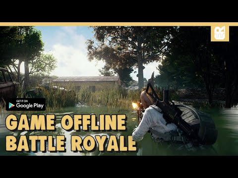 10 Game Android Offline Battle Royale Terbaik 2021