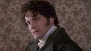 Pride & Prejudice 1995: Colin Firth, Jennifer Ehle - Total Eclipse of the Heart