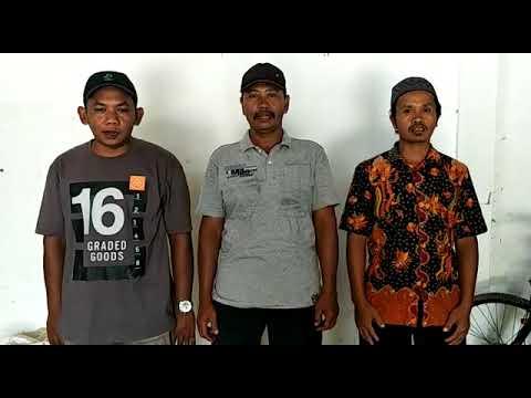 Perwakilan Desa Pangpajung Kec Modung Deklarasi Anti Hoax,  Ujaran Kebencian Dan Pilkada Damai