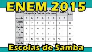 (Enem 2015/2016) Questão 142 Resolvida Matemática (Gabarito/Correção)