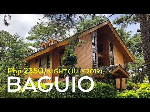 Family Airbnb In Baguio | Camp John Hay