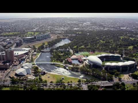New Royal Adelaide Hospital Tour Video