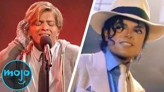 Top 10 Amazing Singer Impressions of Other Singers