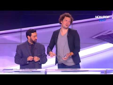 Eric Antoine Fait Un Tour De Magie à Cyril Hanouna