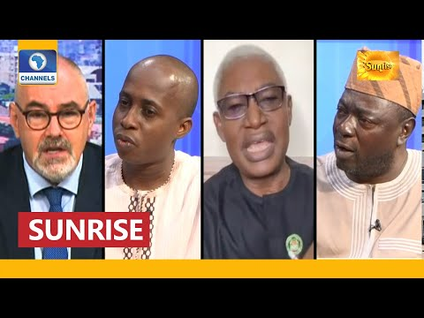 Sunrise: Analysts Assess State Of The Nation - Nigeria | 21 Aug 2021